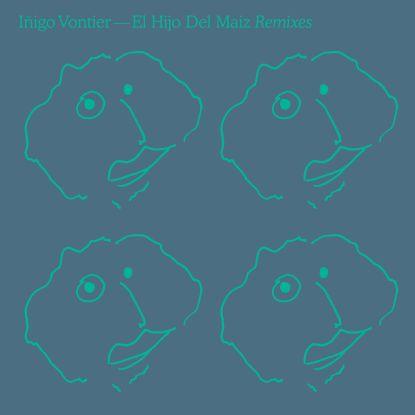 """Inigo Vontier/EL HIJO DEL MAIZ RMX'S 12"""""""