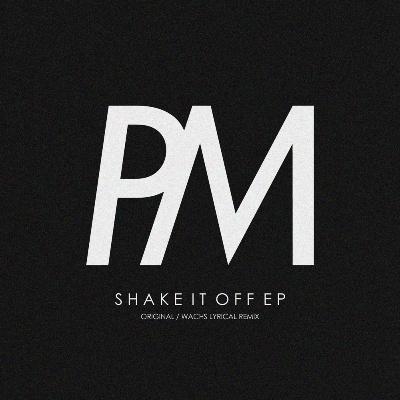 """Pusherman/SHAKE IT OFF 12"""""""
