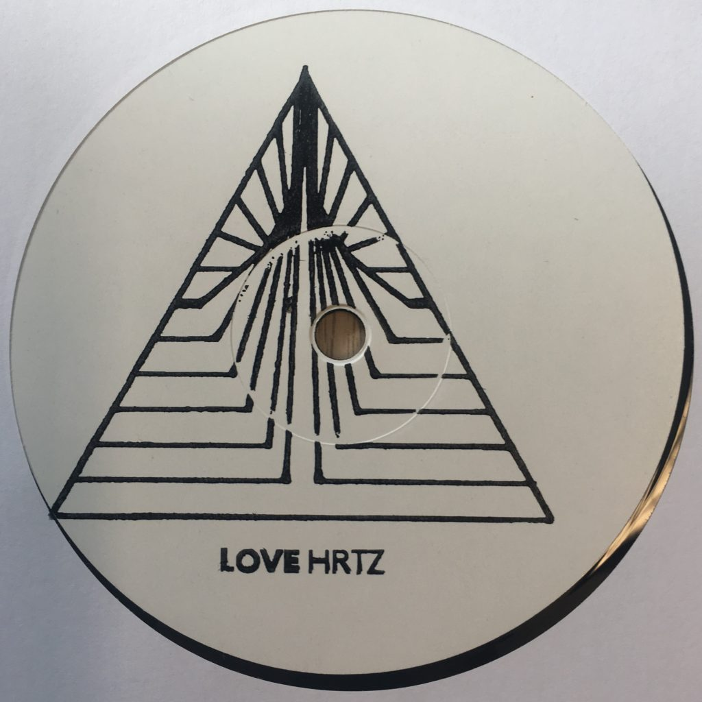 LoveHRTZ/LOVEHRTZ VOL. 2 12""