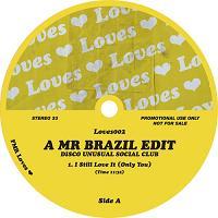 "Mr. Brazil/DISCO UNUSUAL SOCIAL CLUB 12"""