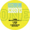 """Various/ELECTRO FUNK CLASSICS VOL.1 12"""""""