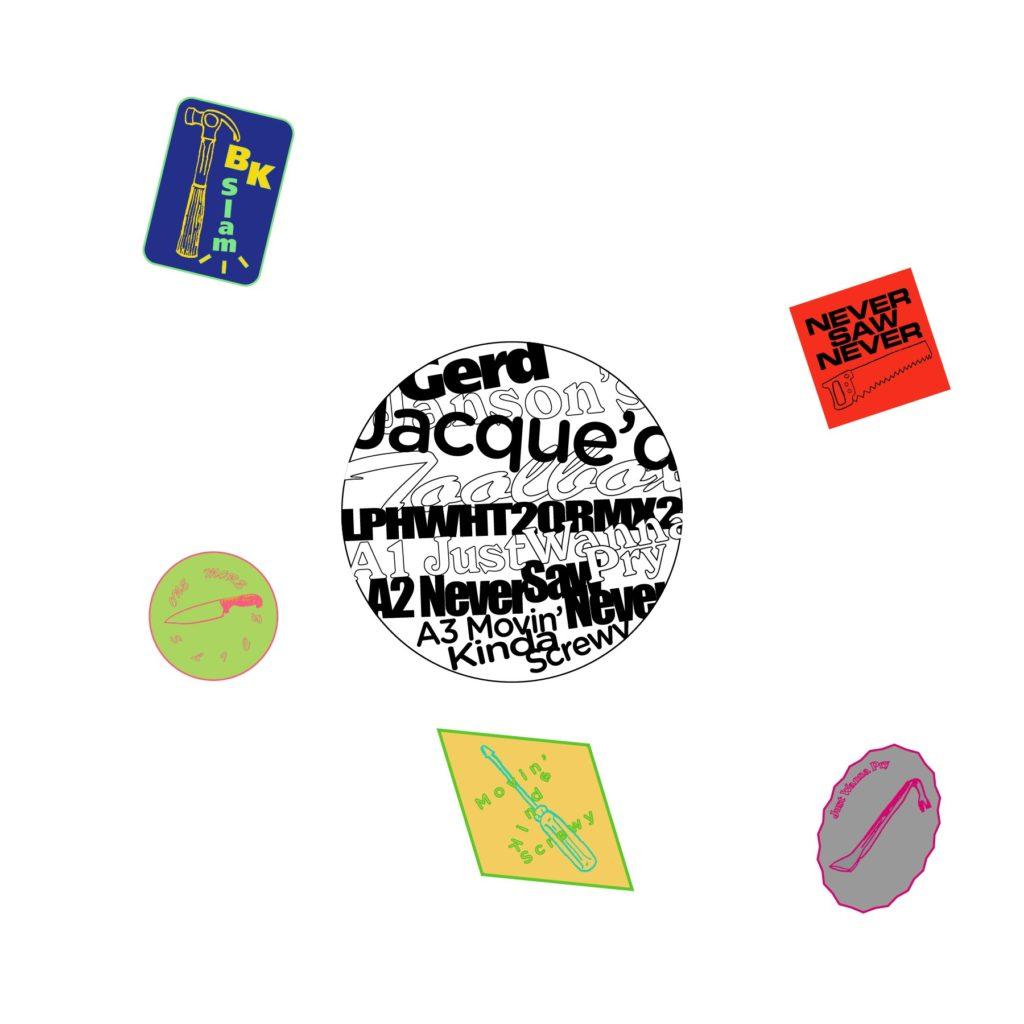 """Gerd Janson/JACQUE'D TOOLBOX 12"""""""