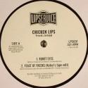 "Chicken Lips/ROBOT EYES 12"""
