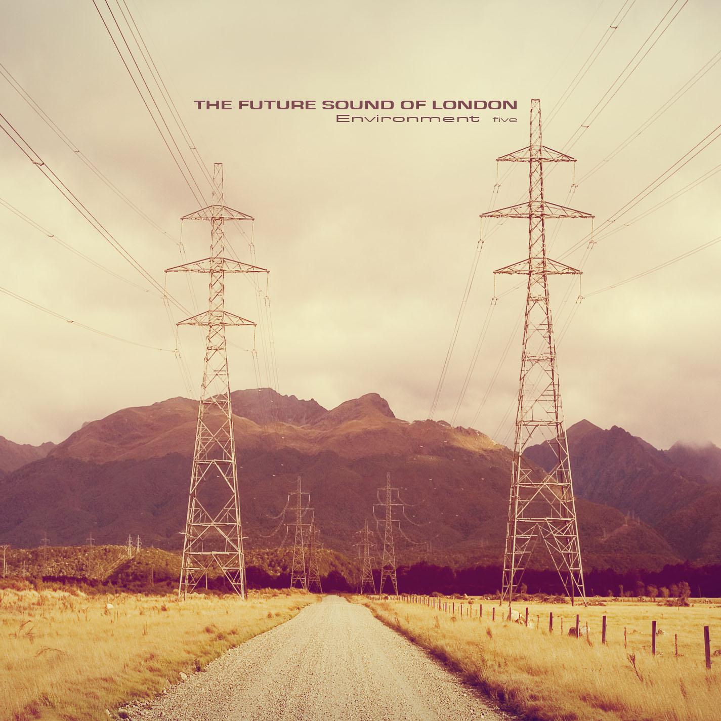 FSOL/ENVIRONMENTS VOL. 5 (2014) LP