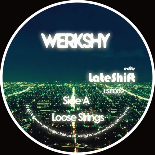 Loose Ends/HANGIN ON.. WERKSHY EDIT 12""