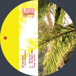 We Are MAM/SOUL VIBRATIONS EP 12""