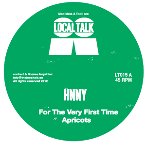 """HNNY/FOR THE VERY FIRST TIME 12"""""""