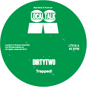 Dirtytwo/TRAPPED & I'M FEELIN 12""