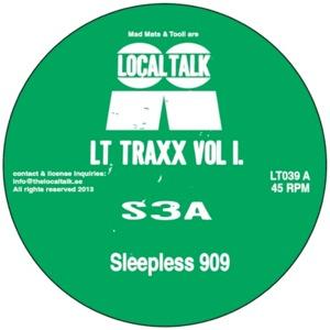 """S3A/LT TRAXX VOL. 1 10"""""""