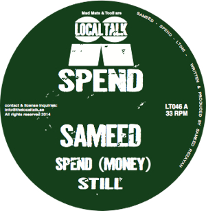 Sameed/SPEND 12""