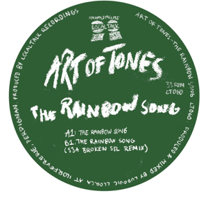Art Of Tones/THE RAINBOW SONG 12""