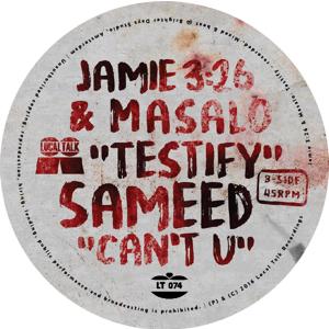 "Jamie 3:26 & Masalo & Sameed/TESTIFY 12"""