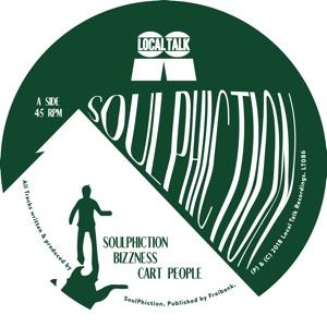 "Soulphiction/BIZZNESS 12"""