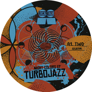 Turbojazz/NIGHT COLORS EP 12""