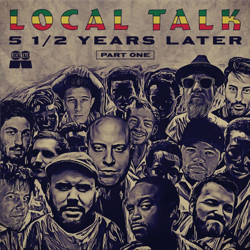 Various/LOCAL TALK 5 YEARS LATER PT1 12""