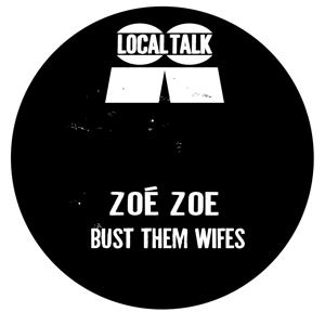 "Zoe Zoe, Chesus & Timmy P/SPLIT 12"""