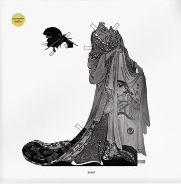 "Machinedrum/SXLND EP 12"""