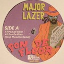 Major Lazer/PON DE FLOOR 12""