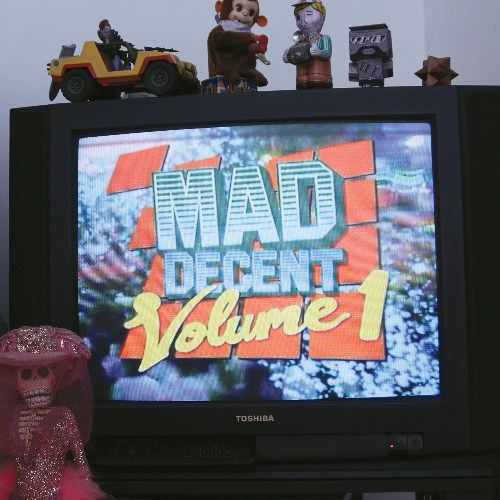 Diplo/MAD DECENT VOL. 1 DLP + MIX CD