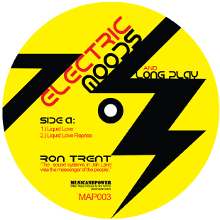 Ron Trent/ELECTRIC MOODS & LONG PLAY 12""