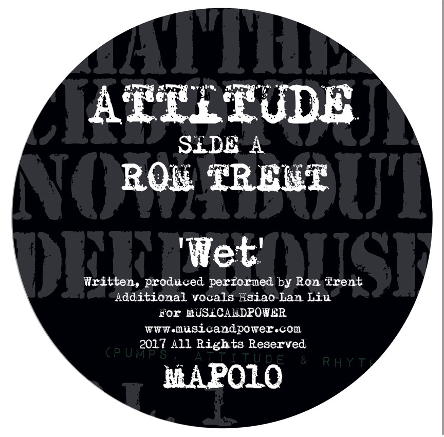 """Ron Trent/ATTITUDE 12"""""""