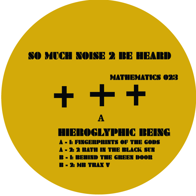 Hieroglyphic Being/SO MUCH REPRESS D12""