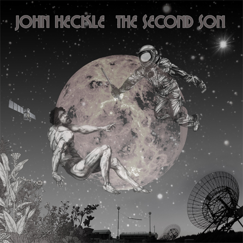John Heckle/THE SECOND SON DLP