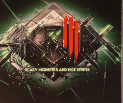 Skrillex/SCARY MONSTERS AND NICE...CD
