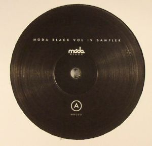 Various/MODA BLACK VOL IV SAMPLER 12""