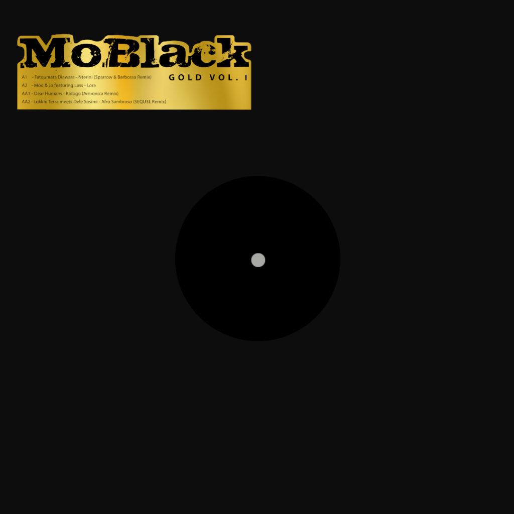 "Various/MOBLACK GOLD VOL. 1 12"""