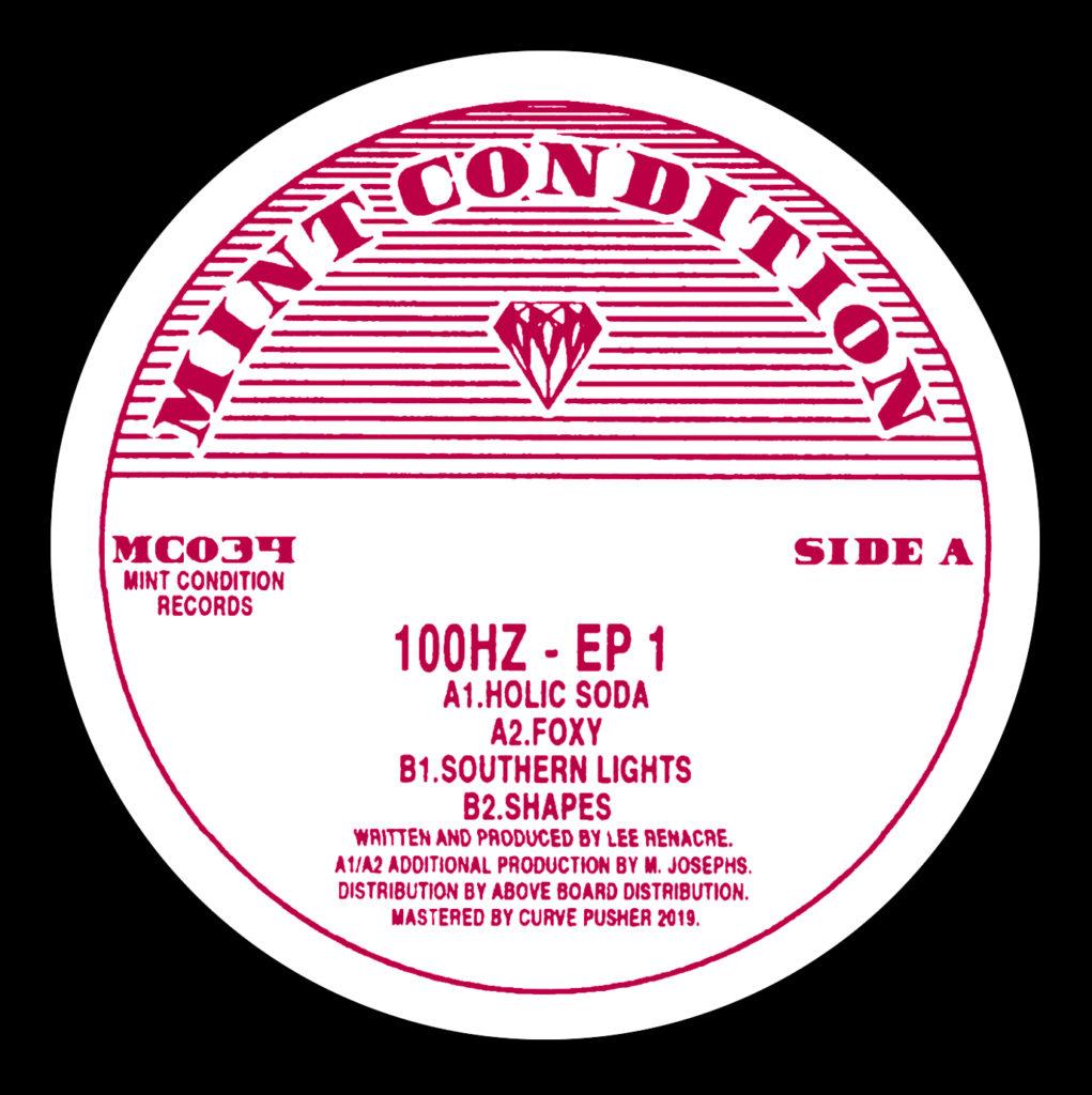 """100 Hz/EP 1 12"""""""