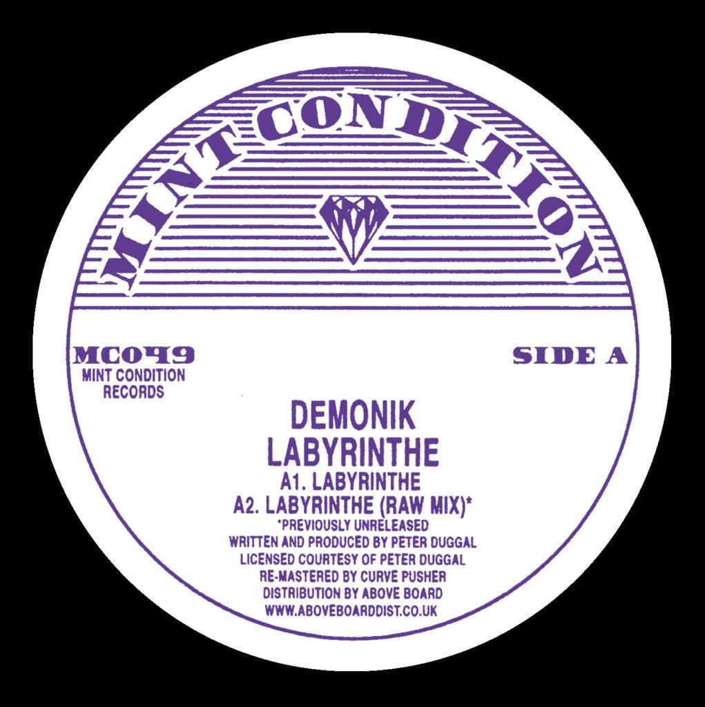 "Demonik/LABYRINTHE 12"""