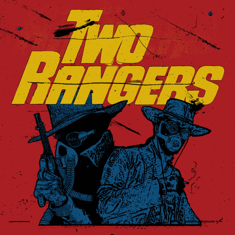 """Two Rangers/TWO RANGERS EP 12"""""""