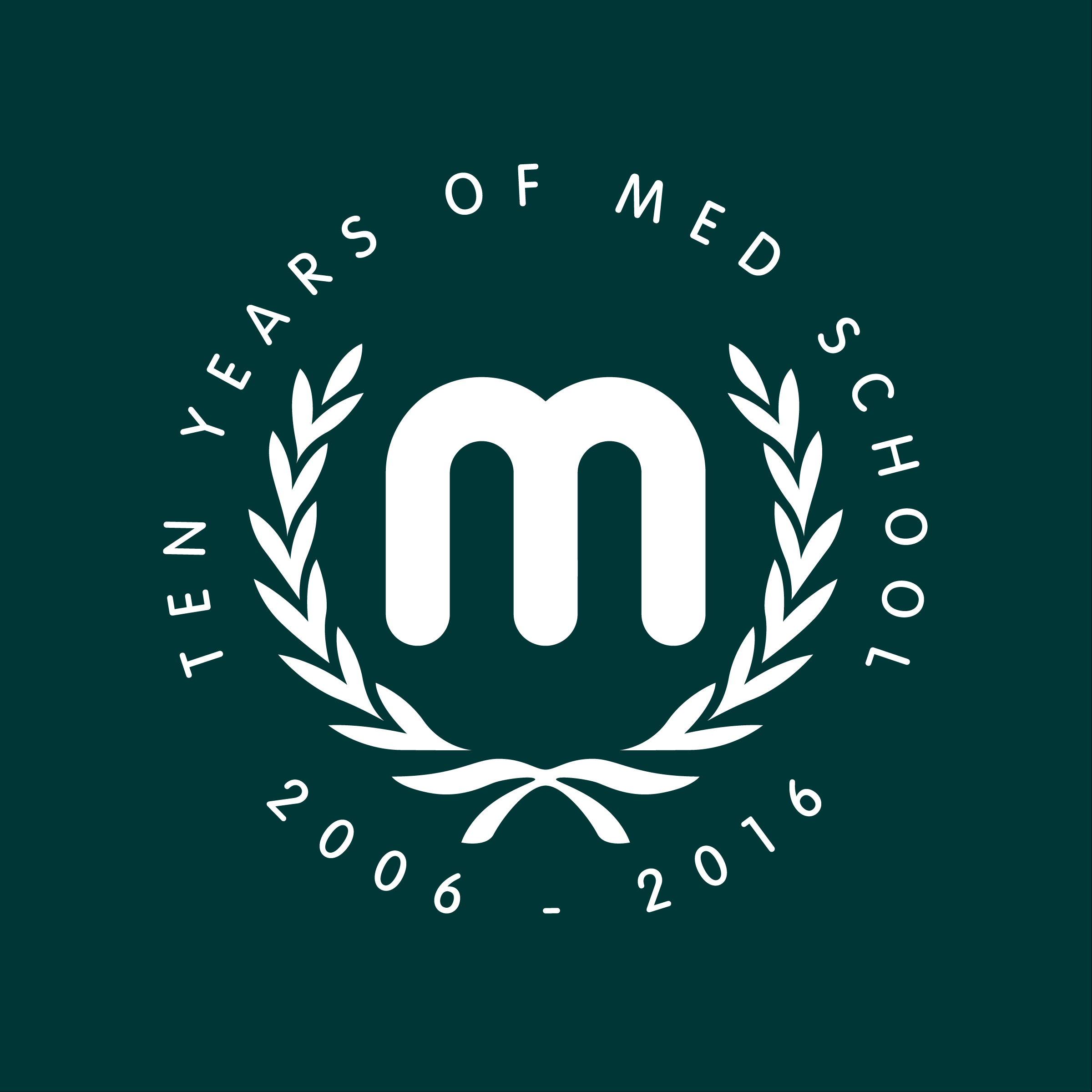 Various/TEN YEARS OF MED SCHOOL LP + CD