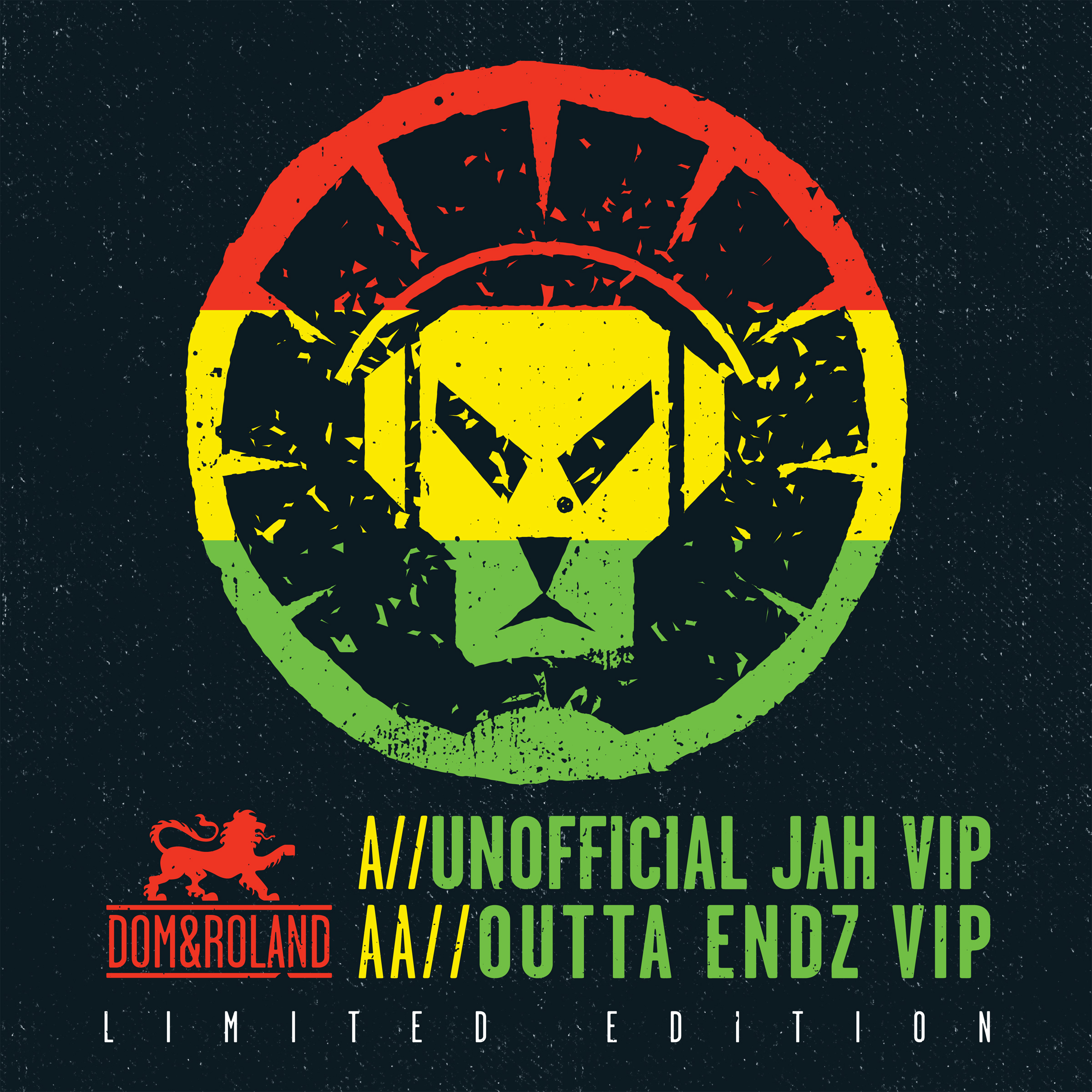 Dom & Roland/UNOFFICIAL JAH VIP 7""