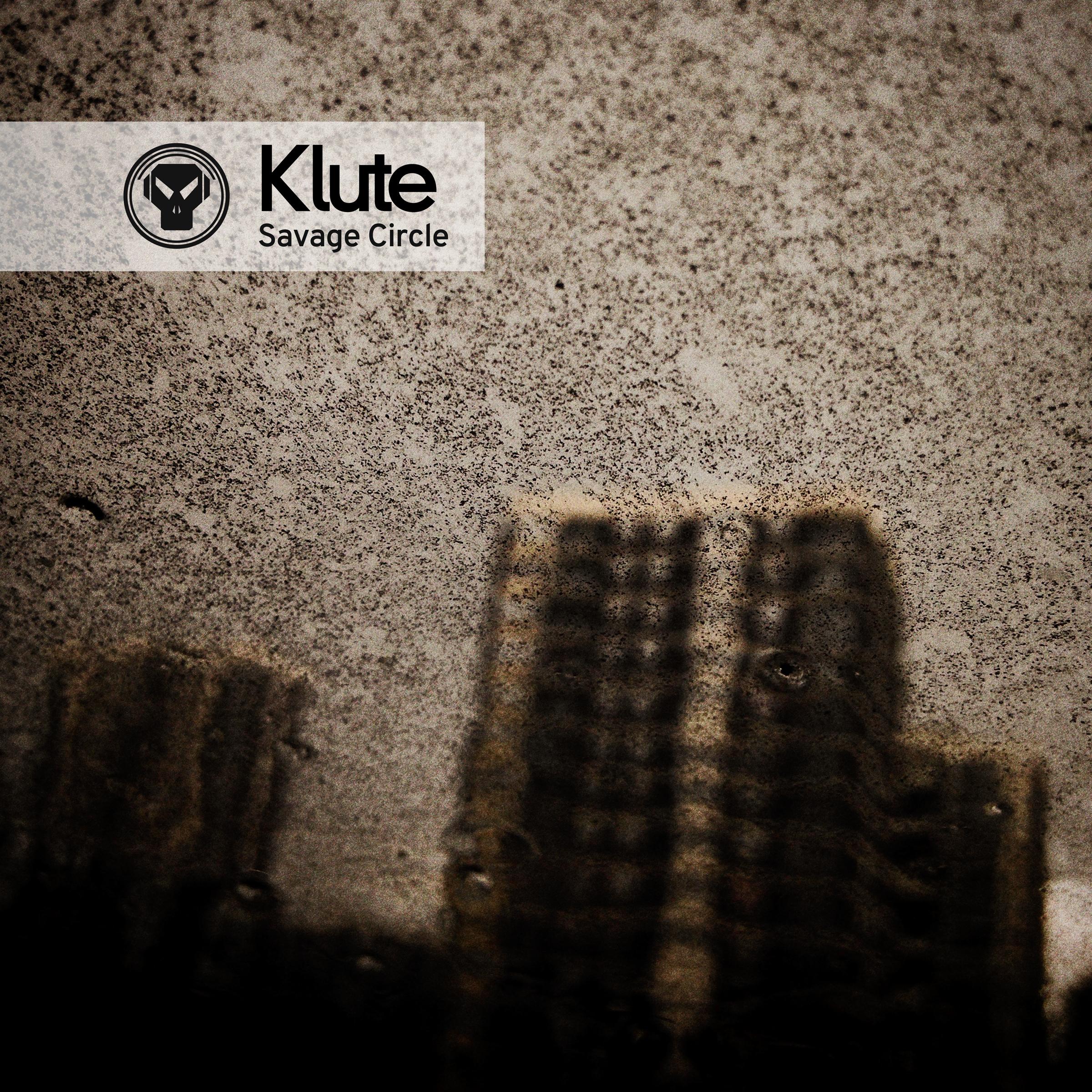 "Klute/SAVAGE CIRCLE EP 12"""