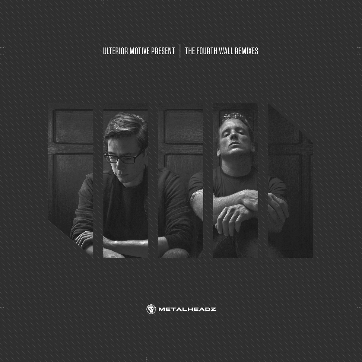 Ulterior Motive/FOURTH WALL REMIXES 12""