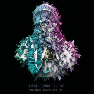 """Adred & Commix/VALLEY GROOVE 12"""""""