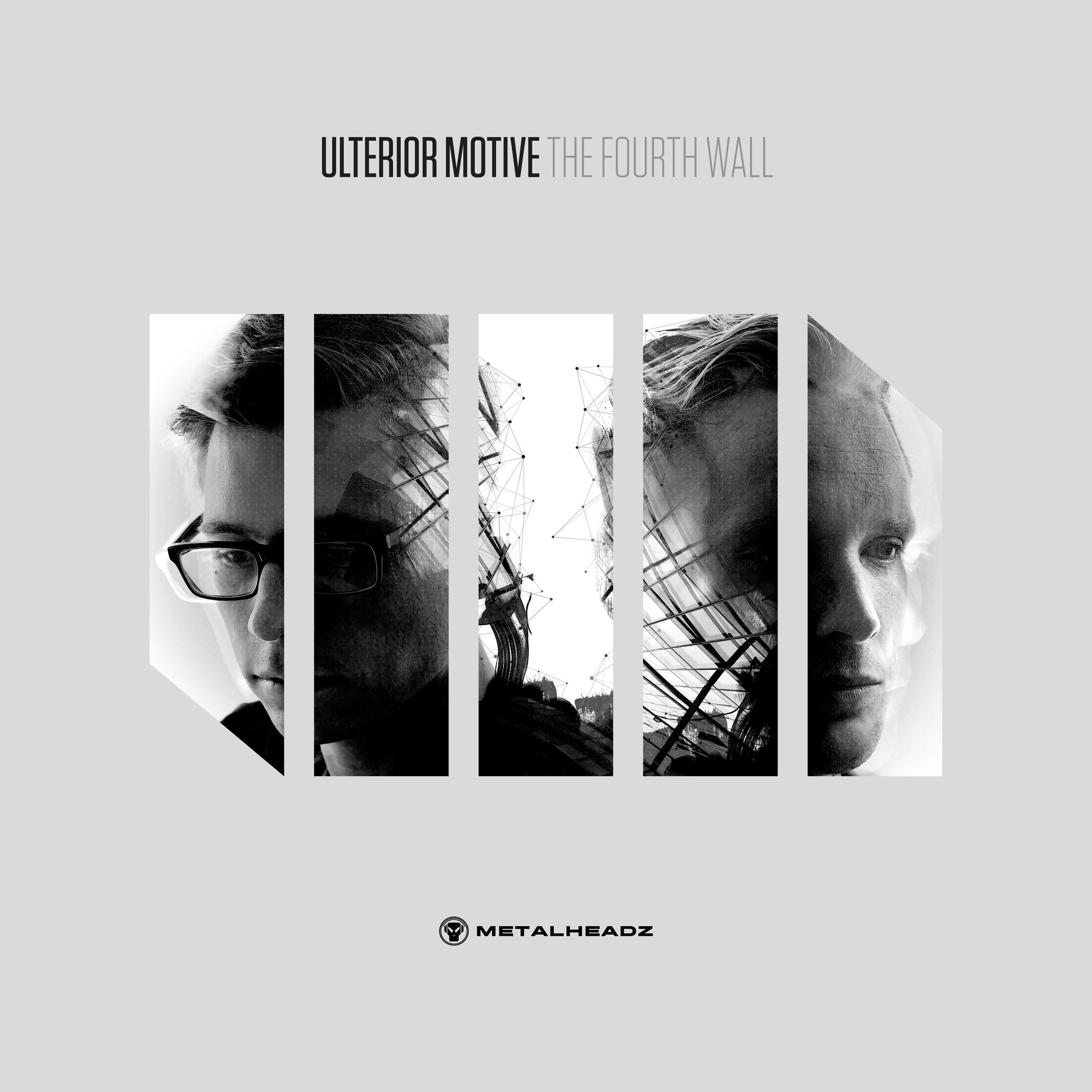 Ulterior Motive/THE FOURTH WALL CD