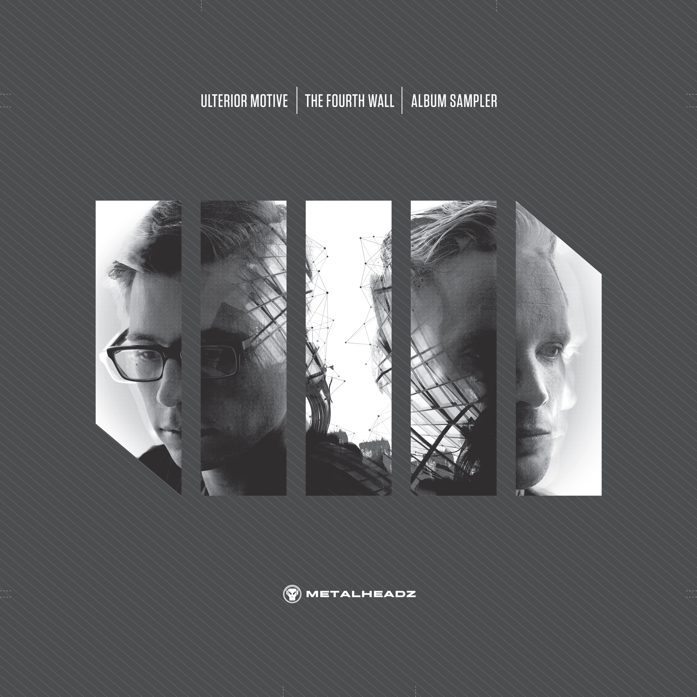 Ulterior Motive/THE FOURTH WALL 3LP