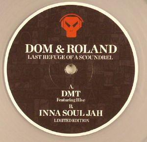 """Dom & Roland/LAST REFUGE.. SAMPLER 2 12"""""""