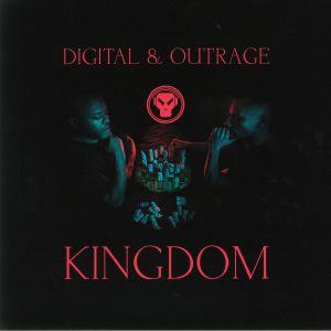 """Digital & Outrage/KINGDOM 12"""""""