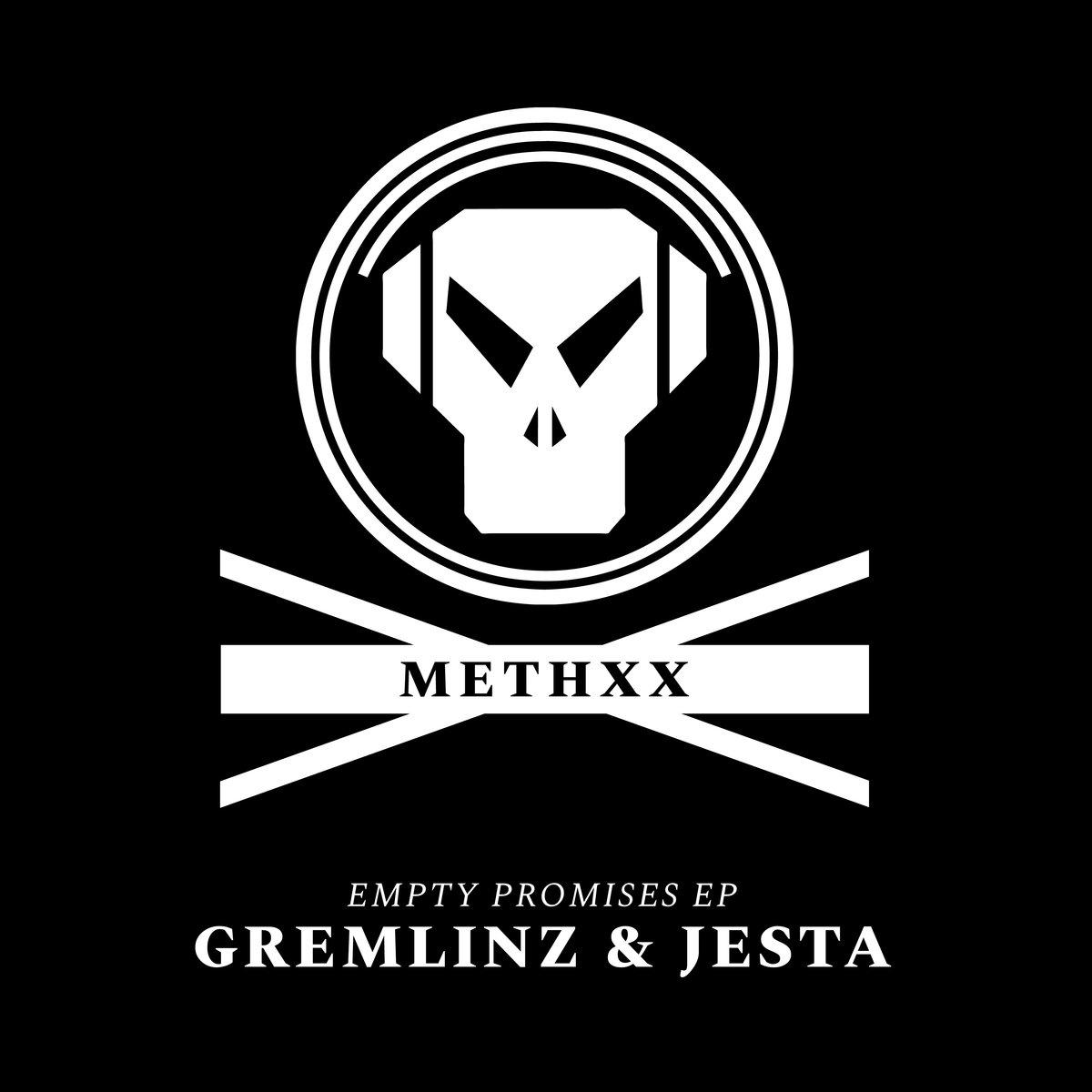 """Gremlinz & Jesta/EMPTY PROMISES EP 12"""""""