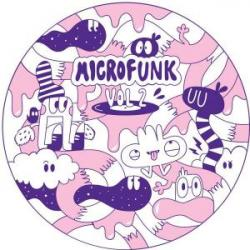 Various/MICROFUNK EP VOL. 2 12""
