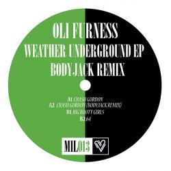 "Oli Furness/WEATHER UNDERGROUND EP 12"""