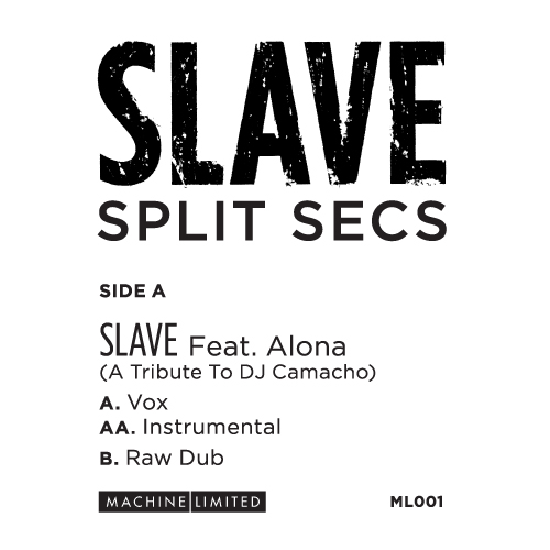 Split Secs/SLAVE (FEAT. ALONA) 12""