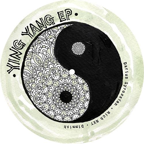 "Darius Syrossian/YING YANG EP 12"""
