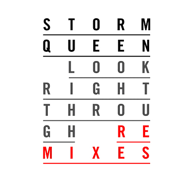 Storm Queen/LOOK RIGHT-LIL SILVA RMX 12""