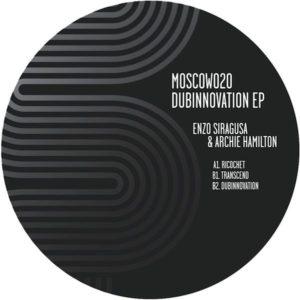 "Enzo Siragusa/DUBINNOVATION EP 12"""