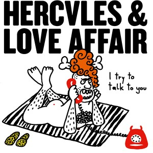 Hercules & Love Affair/I TRY TO.. 12""
